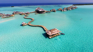 Pauschalreise Hotel Malediven, Malediven - weitere Angebote, Soneva Jani in Medhufaru  ab Flughafen Frankfurt Airport