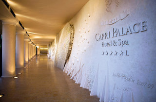 Luxus Hideaway Hotel Italien, Capri, Capri Palace in Anacapri  ab Flughafen Österreich