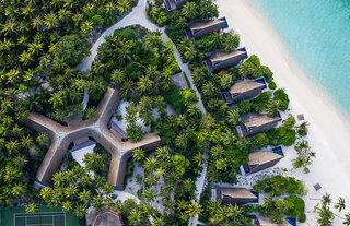Pauschalreise Hotel Malediven, Malediven - weitere Angebote, The St. Regis Maldives Vommuli Resort in Vonmuli  ab Flughafen Frankfurt Airport