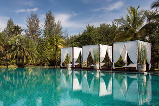 Luxus Hideaway Hotel Thailand, Khao Lak, The Sarojin in Khao Lak  ab Flughafen Hannover