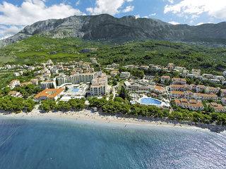 Pauschalreise Hotel Kroatien, Kroatien - weitere Angebote, Bluesun Alga in Tucepi  ab Flughafen Basel
