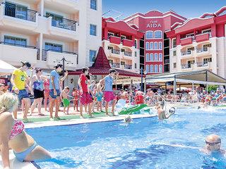 Pauschalreise Hotel Türkei, Türkische Ägäis, Club Aida in Marmaris  ab Flughafen Amsterdam