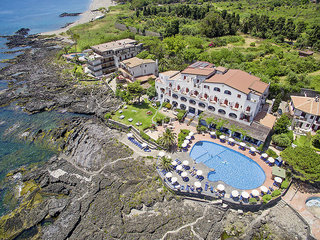Pauschalreise Hotel Italien, Sizilien, Arathena Rocks in Giardini Naxos  ab Flughafen Abflug Ost