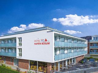 Pauschalreise Hotel Deutschland, Nordseeküste, Hotel Hafen Büsum in Büsum  ab Flughafen