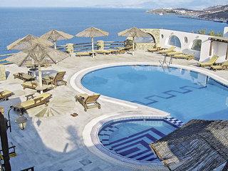 Pauschalreise Hotel Griechenland, Mykonos, Gorgona Hotel in Mykonos-Stadt  ab Flughafen Bruessel