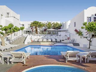 Pauschalreise Hotel Griechenland, Santorin, RK Beach Hotel in Kamari  ab Flughafen