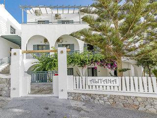 Pauschalreise Hotel Griechenland, Santorin, Iris Boutique Hotel in Kamari  ab Flughafen