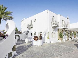 Pauschalreise Hotel Griechenland, Mykonos, Mykonos Palace Beach Hotel in Platys Gialos  ab Flughafen Bruessel