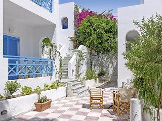 Pauschalreise Hotel Griechenland, Santorin, Kamari Beach Hotel in Kamari  ab Flughafen