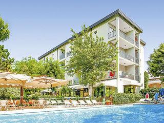 Pauschalreise Hotel     Italienische Adria,     Park Zaira in Cervia