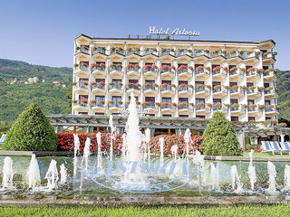 Pauschalreise Hotel Gardasee & Oberitalienische Seen, Hotel Astoria in Stresa  ab Flughafen Basel