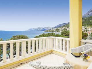 Pauschalreise Hotel Kroatien - weitere Angebote, Hotel Villa Bacchus in Baska Voda  ab Flughafen Basel