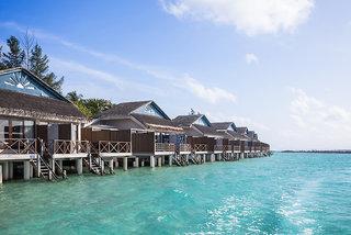 Pauschalreise Hotel Malediven, Malediven - Nord Male Atoll, Vivanta By Taj - Coral Reef, Maldives in Henbadhoo  ab Flughafen Frankfurt Airport