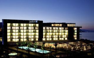 Pauschalreise Hotel Kroatien, Kroatien - weitere Angebote, Radisson Blu Resort Split in Split  ab Flughafen Düsseldorf