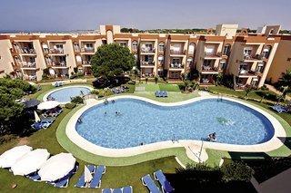 Pauschalreise Hotel Spanien, Costa de la Luz, Aparthotel Las Dunas in Chiclana de la Frontera  ab Flughafen