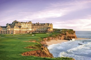 Luxus Hideaway Hotel USA, Kalifornien, The Ritz-Carlton Half Moon Bay in Half Moon Bay  ab Flughafen Warschau