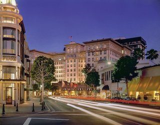 Luxus Hideaway Hotel USA, Kalifornien, Four Seasons Beverly Wilshire in Los Angeles  ab Flughafen Linz