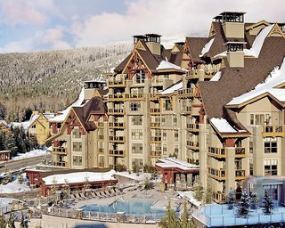 Luxus Hideaway Hotel Kanada, British Columbia, Four Seasons Resort Whisler in Whistler  ab Flughafen Paderborn