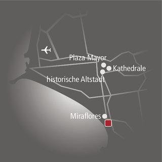 Pauschalreise Hotel Peru, Belmond Miraflores Park in Lima  ab Flughafen Abflug Ost