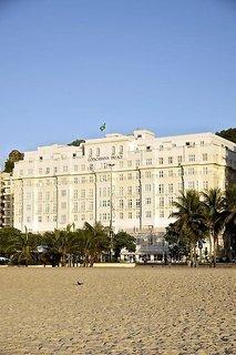Pauschalreise Hotel Brasilien, Brasilien - weitere Angebote, Belmond Copacabana Palace in Rio de Janeiro  ab Flughafen Berlin-Tegel