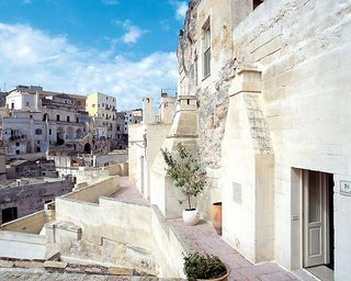 Pauschalreise Hotel Italien, Basilikata, Locanda di San Martino - Hotel e Antiche Termae Romanae in Matera  ab Flughafen Berlin-Tegel