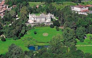 Pauschalreise Hotel Italien, Gardasee & Oberitalienische Seen, Castello Dal Pozzo Resort in Oleggio Castello  ab Flughafen Berlin-Tegel
