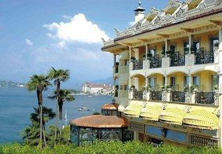 Pauschalreise Hotel Italien, Gardasee & Oberitalienische Seen, Hotel Villa e Palazzo Aminta in Stresa  ab Flughafen Basel
