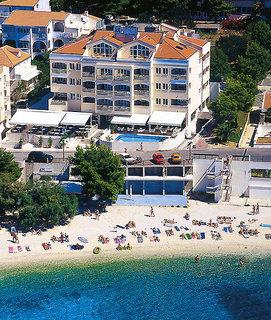 Pauschalreise Hotel Kroatien, Kroatien - weitere Angebote, Aparthotel Milenij in Baska Voda  ab Flughafen Düsseldorf