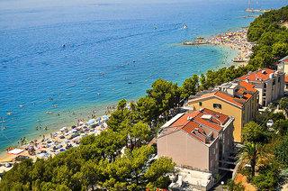 Pauschalreise Hotel Kroatien, Kroatien - weitere Angebote, Hotel Milenij in Makarska  ab Flughafen Basel
