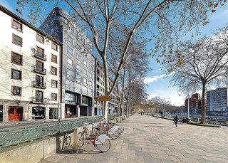 Pauschalreise Hotel Spanien, Spanische Atlantikküste, Barceló Bilbao Nervión in Bilbao  ab Flughafen Berlin