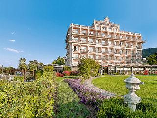 Pauschalreise Hotel Italien, Gardasee & Oberitalienische Seen, Grand Hotel Bristol in Stresa  ab Flughafen Berlin-Tegel