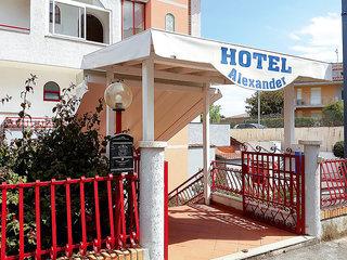 Pauschalreise Hotel Italien, Sizilien, Hotel Alexander in Giardini Naxos  (ME)  ab Flughafen Abflug Ost