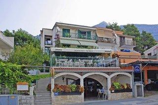 Pauschalreise Hotel Kroatien, Kroatien - weitere Angebote, Villa Rosa in Makarska  ab Flughafen Düsseldorf