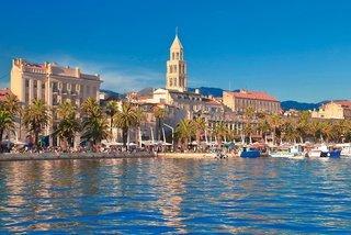 Pauschalreise Hotel Kroatien, Kroatien - weitere Angebote, Salvesani in Split  ab Flughafen Düsseldorf