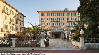 Pauschalreise Hotel Italien,     Toskana - Toskanische Küste,     Settentrionale Esplanade Hotel in Montecatini Terme