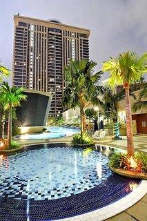 Pauschalreise Hotel Malaysia, Malaysia - weitere Angebote, Berjaya Times Square Hotel in Kuala Lumpur  ab Flughafen Berlin-Tegel