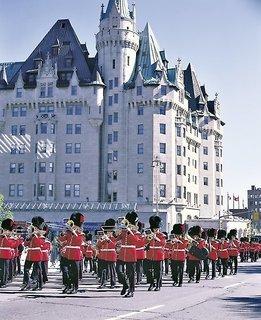 Pauschalreise Hotel Ontario, Fairmont Château Laurier in Ottawa  ab Flughafen Berlin-Tegel