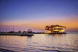 Luxus Hideaway Hotel Katar, Katar, Four Seasons Hotel Doha in Doha  ab Flughafen Berlin