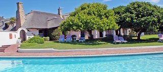 Pauschalreise Hotel Südafrika, Südafrika - Kapstadt & Umgebung, Whale Rock Lodge in Hermanus  ab Flughafen Basel