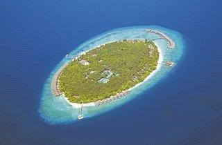 Pauschalreise Hotel Malediven, Malediven - weitere Angebote, Dusit Thani Maldives in Muddhoo  ab Flughafen Frankfurt Airport