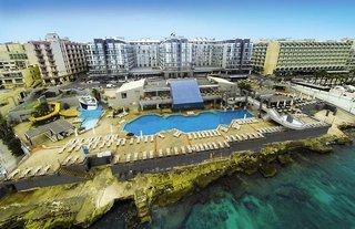 Pauschalreise Hotel Malta, Malta, Seashells Resort at Suncrest Hotel in Qawra  ab Flughafen Bremen