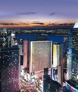 Pauschalreise Hotel USA, New York & New Jersey, New York Marriott Marquis in New York City  ab Flughafen Basel