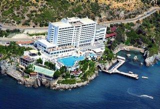 Pauschalreise Hotel Türkei, Türkische Ägäis, Korumar Hotel De Luxe in Kusadasi  ab Flughafen Bruessel