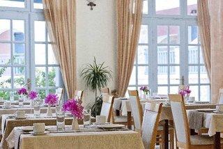 Pauschalreise Hotel Griechenland, Santorin, Aegean Plaza Hotel in Kamari  ab Flughafen