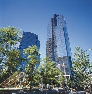 Pauschalreise Hotel Kanada, British Columbia, Holiday Inn Vancouver Centre in Vancouver  ab Flughafen Bremen