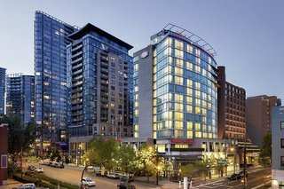 Pauschalreise Hotel Kanada, British Columbia, Hampton Inn & Suites Downtown in Vancouver  ab Flughafen Berlin-Tegel
