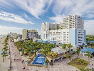 Pauschalreise Hotel USA, Florida -  Ostküste, Margaritaville Hollywood Beach Resort in Hollywood  ab Flughafen Bremen
