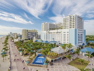 Pauschalreise Hotel USA, Florida -  Ostküste, Margaritaville Hollywood Beach Resort in Hollywood  ab Flughafen