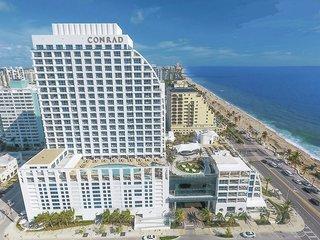 Pauschalreise Hotel USA, Florida -  Ostküste, Conrad Fort Lauderdale Beach in Fort Lauderdale  ab Flughafen Bremen