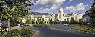 Pauschalreise Hotel Kanada, British Columbia, The Fairmont Chateau Whistler in Whistler  ab Flughafen Basel